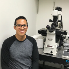 Jonathan Pacheco Romero, Ph.D.